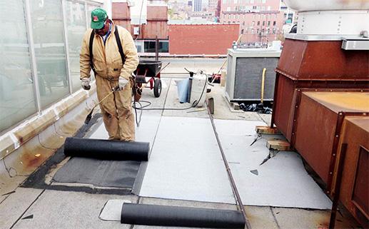 Roof Maintenance Programs