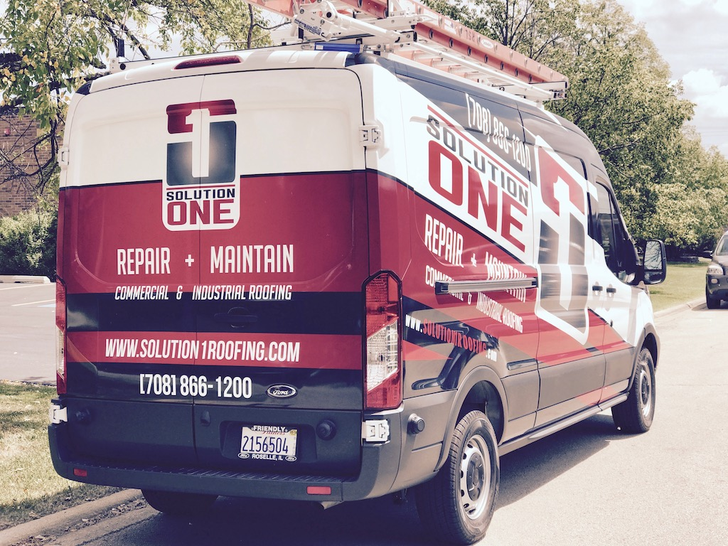 Solution One Commercial Roof Management and Roof Maintenance
